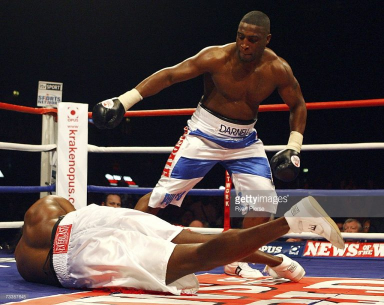 Audley Harrison vs Michael Sprott