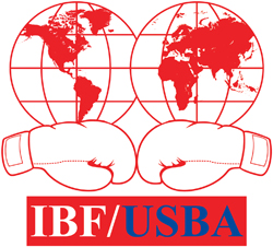 IBF International Boxing Federation Logo