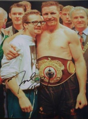 Steve Collins Interview