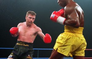 Steve Collins vs Chris Eubank