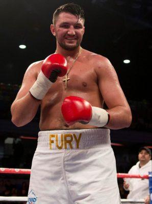 Hughie Fury