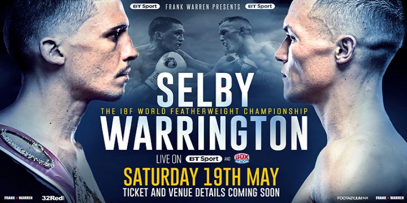 Lee Selby vs Josh Warrington
