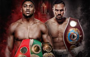 Anthony Joshua vs Josepeh Parker