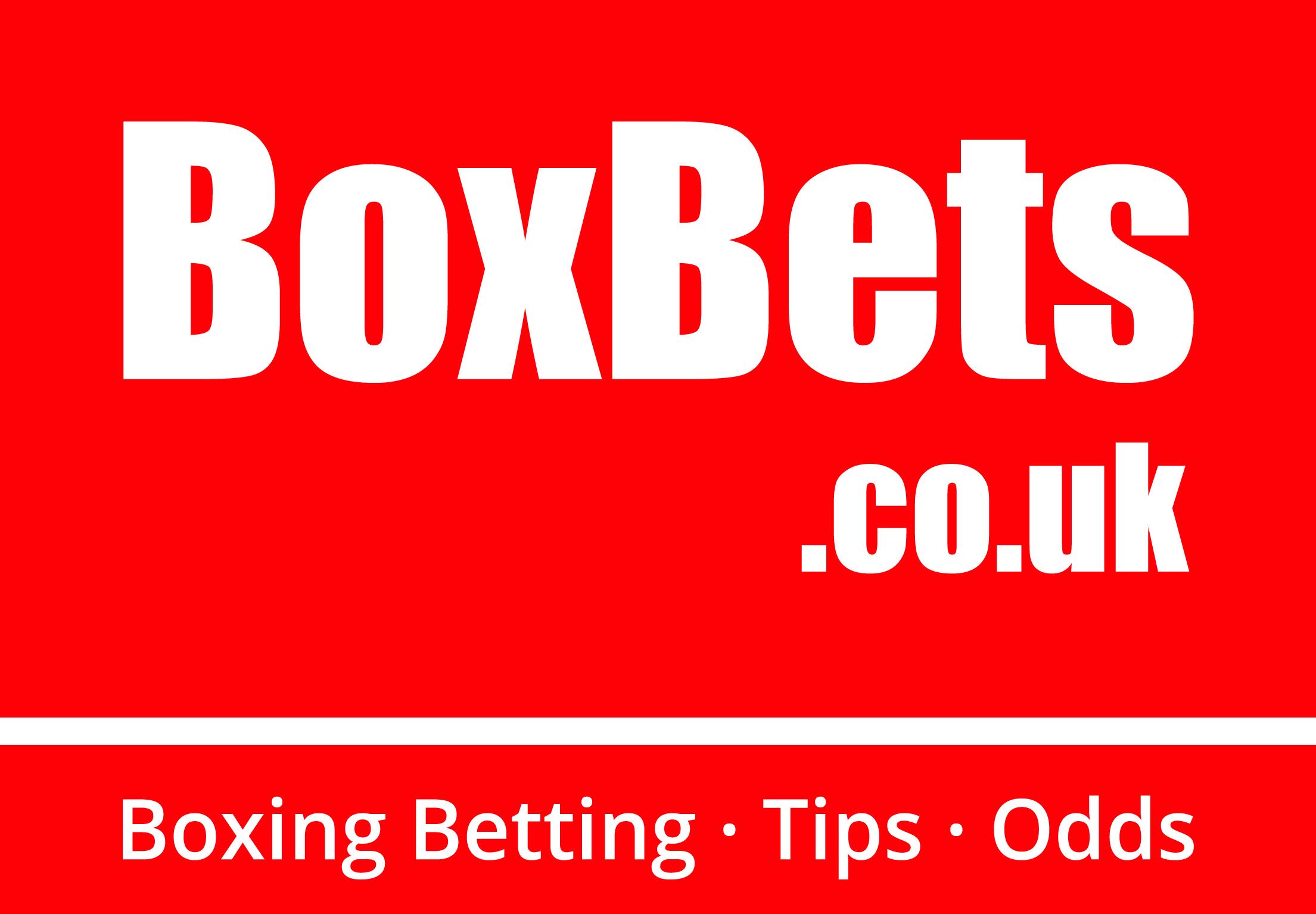Box betting odds ter nagedachtenis aan arjan betting lines