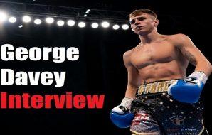 George Davey Boxer