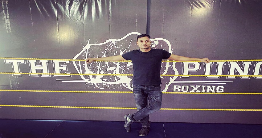 Indian Boxing The Punch Boxing Arif Khan-2