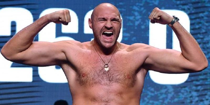 Tyson Fury Betting